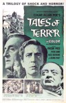 Tales of Terror (1962) Directed by Roger Corman / Starring Vincent Price Peter Lorre, Poster