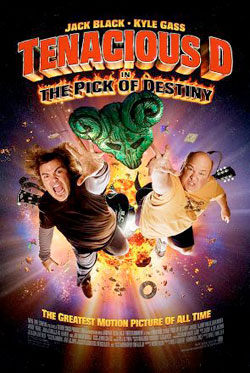 Tenacious D in The Pick of Destiny, Top 10 Films, Jack Black,