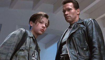 Edward Furlong in Terminator 2