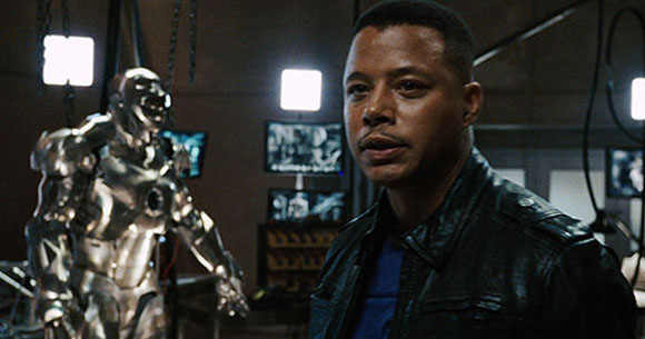Why Did Terrence Howard Leave Iron Man?