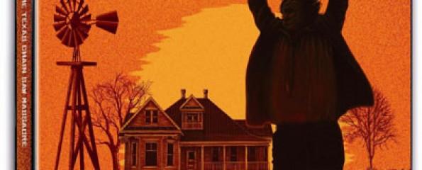 Texas Chainsaw Massacre, 40th Anniversary Blu-ray,