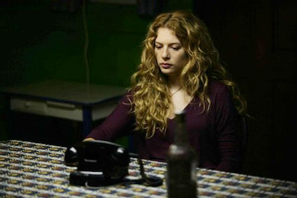 the caller, horror film review, rachelle lafevre,