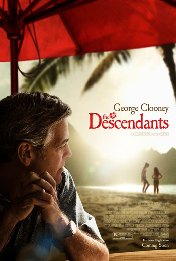 alexander payne new film, descendants, george clooney,