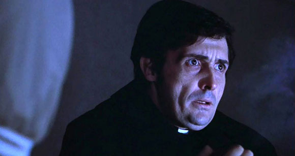 Damien Karras, Jason Miller, William Friedkin, The Exorcist, Top 10 Films, American Horror,