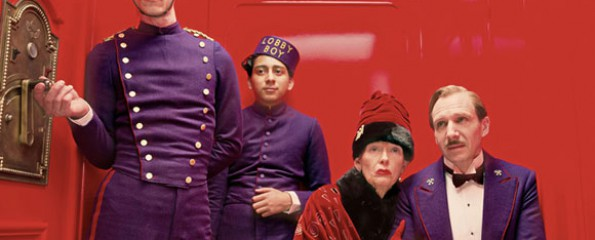 The Grand Budapest Hotel, Wes Anderson,