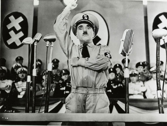 The-Great-Dictator_charlie_chaplin_top10films, Top 10 Comedy Films