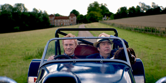 First ever feature film adaptation of a Stephen Fry novel - Top 10 Films