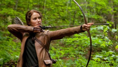 The Hunger Games, Jennifer Lawrence, Film