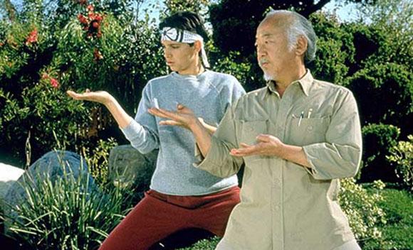 Inspire you into sport, Top 10 Films, Karate Kid,