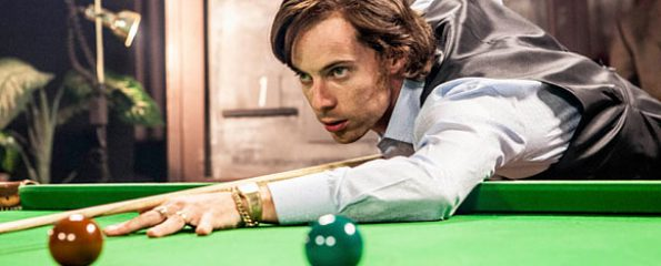 Snooker great Alex