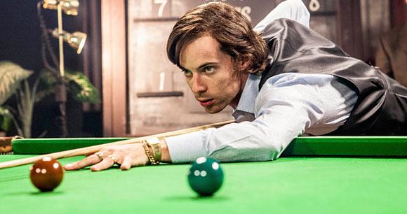 "Snooker great Alex ""The Hurricane"" Higgins is the focus for this sporting drama about snooker's golden period in the late 1970s and 1980s, and the rise and fall of one of its volatile but crowd-pleasing heroes..."
