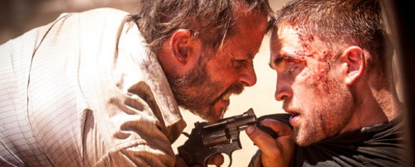 Guy Pearce, Robert Pattinson, The Rover, Australian Film,