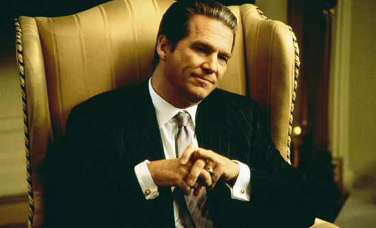 the contender, film, jeff bridges top 10 films,