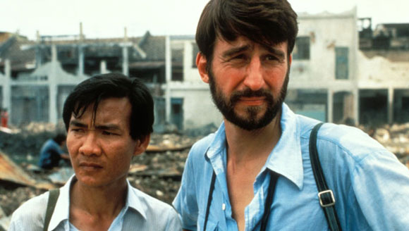 The Killing Fields, Sam Waterston