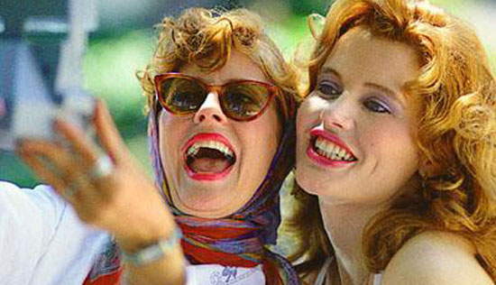 thelma and louise, film, ridley scott best movies,