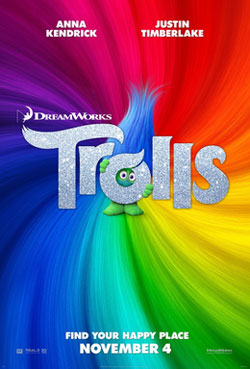 "A Dad's ""Top 10"" Cinema Experience - Part 2: ""Trolls"""