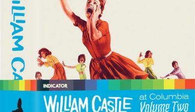 William Castle Volume 2 - Blu-ray box set