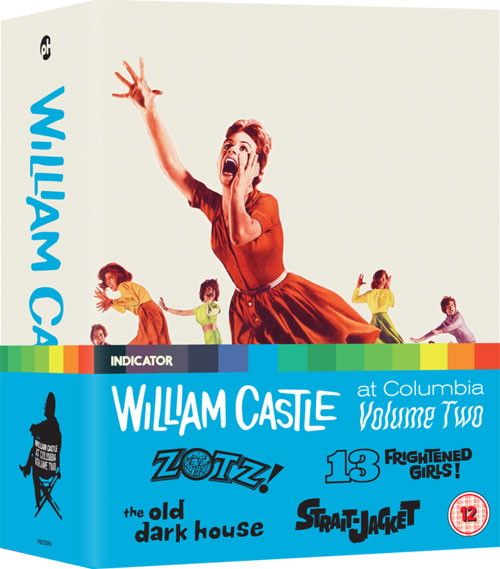 William Castle Volume 2 - Blu-ray box set