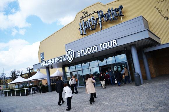 Warner Bros. Harry Potter Experience Studio Tour, London