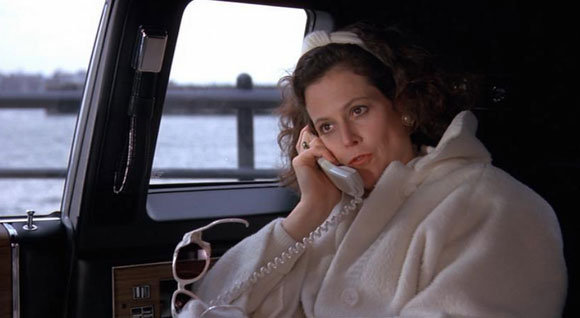 Working-Girl-sigourney-weaver, Top 10 Good Guys playing the Bad Guy