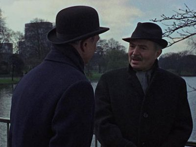 A Deadly Affair - Dir. Sidney Lumet (featuring James Mason)