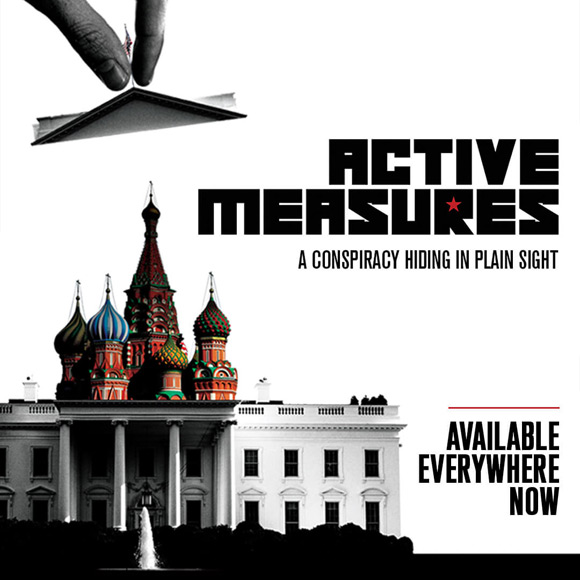Active Measures - film poster