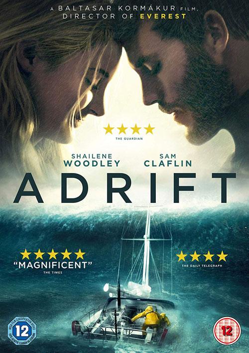 Adrift - Shailene Woodley