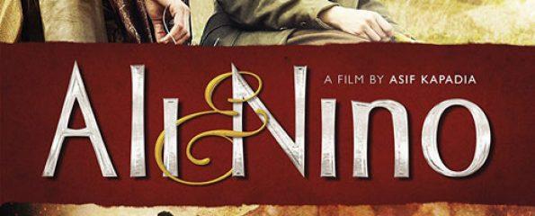 Ali and Nino - UK DVD