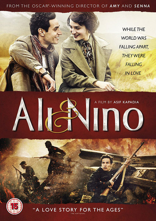 Ali and Nino - UK DVD