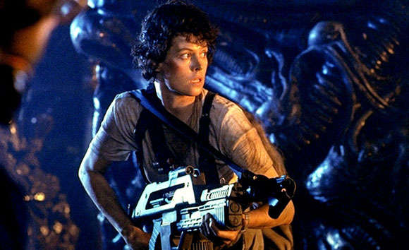 Ripley, Sigourney Weaver, Top 10 Films, Alien 5,