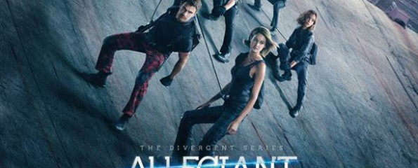 Allegiant, Divergent series - Top 10 Films