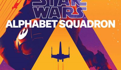 Star Wars Alphabet Squad