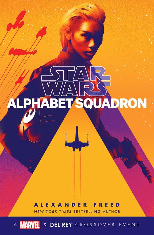 Star Wars Alphabet Squad
