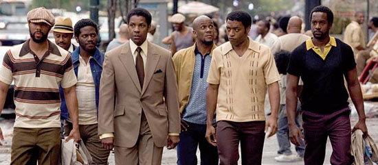 ridley scott, top 10 films, American Gangster