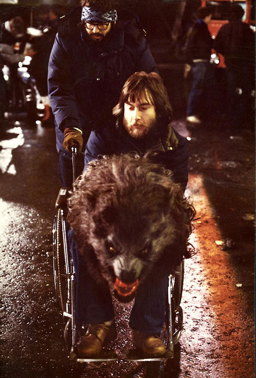 Rick Baker - Piccadilly Circus - An American Werewolf In London