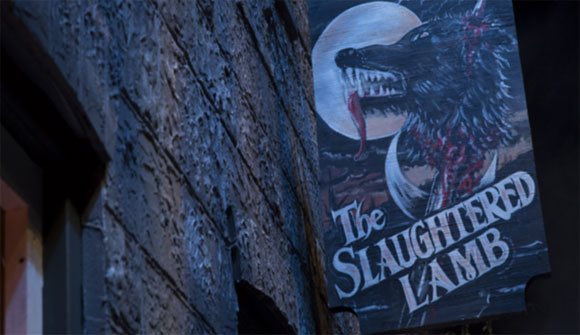 Slaughtered Lamb - An American Werewolf In London