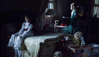 Annabelle: Creation - Talitha Bateman and Lulu Wilson