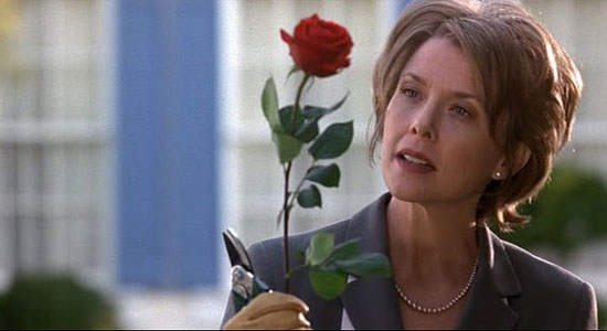 american beauty, film, annette bening