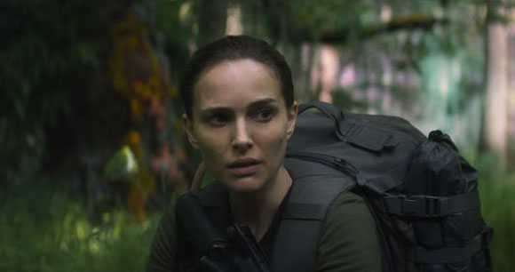 Best British Films of 2018 - Annihilation