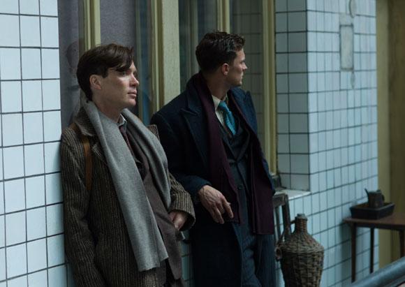 "Thriller ""Anthropoid"" Starring Cillian Murphy Arrives In UK Cinemas Sep 9"