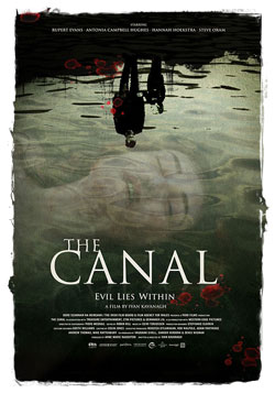 The Canal, Ivan Kavanagh, Antonia Campbell-Hughes