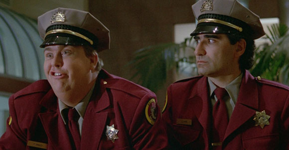 Armed and Dangerous, Top 10 John Candy Films, Eugene Levy,