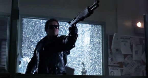 Arnold Schwarzenegger, The Terminator, James Cameron, Action, Horror,