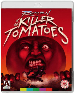 """Return Of The Killer Tomatoes"" Is A Tasty Treat"
