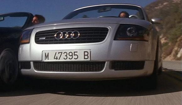 Audi in Film