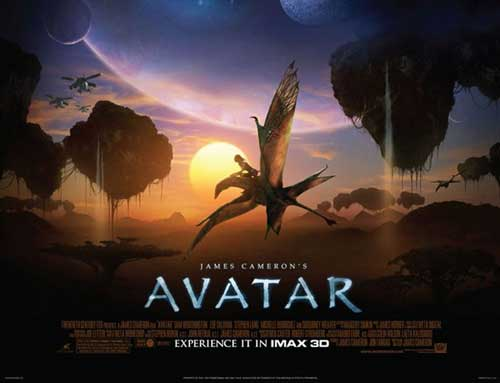 avatar james cameron best film 2009