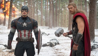 The Avengers: Age of Ultron, Top 10 Films,