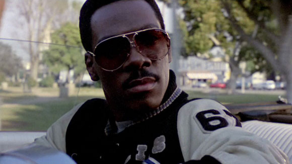 Axel Foley, Eddie Murphy, Beverly Hills Cop, 1980s Comedy Film Characters - Top 10 Films