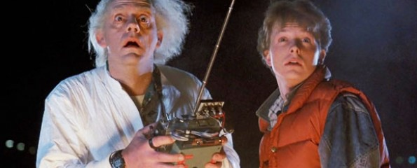 Back To The Future, Film, Robert Zemeckis, Michael J Fox,