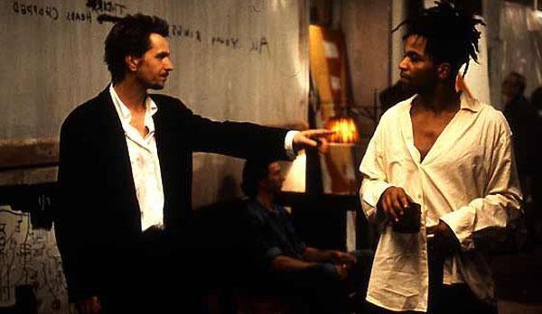 Gary Oldman in Basquiat